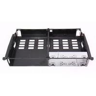 Radio Audio CD Navigation Mount Case Holder 04-06 VW Phaeton - 3D0 857 290 E