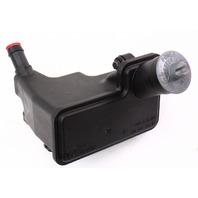 Power Steering Reservoir Tank Bottle 04-06 VW Phaeton - Genuine - 3D0 422 371 E