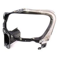 LH Front Frame Horn End Headlight Surround Front Clip 04-06 VW Phaeton - Genuine