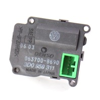Heater Box Climate Flap Actuator 04-06 VW Phaeton - Genuine - 3D0 959 311
