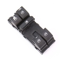 Master Window Switch 05-10 VW Jetta Rabbit Golf MK5 Passat B6 - 1K4 959 857