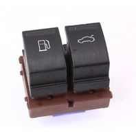 Trunk Gas Fuel Release Switch Buttons 06-10 VW Passat B6 Genuine - 3C0 959 903