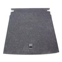 Trunk Floor Mat Carpet 06-10 VW B6 Passat Sedan - Genuine - 3C5 863 463 H
