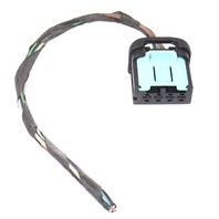 Tail Light Wiring Plug Pigtail Connector 06-10 VW Passat B6 -  1K0 972 774