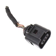 3 Pin Pigtail Wiring Plug VW Golf Jetta GTI Mk4 Beetle Audi A4 A6 - 1J0 973 703