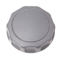 Seat Lumbar Crank Knob Handle 90-94 VW Passat B3 Gray - Genuine - 357 881 671 A
