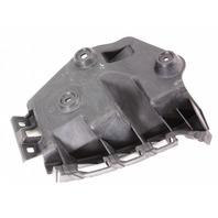 LH Rear Bumper Mount Guide Bracket 06-13 Audi A3 - Genuine - 8P4 807 393 L