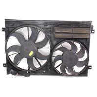 Radiator Cooling Fans 06-07 Passat B6 2.0T GTI - Genuine - 1K0 121 207 AA