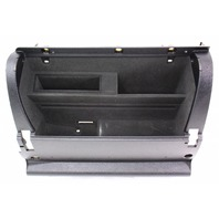 Glove Box Compartment Backing 06-13 Audi A3 - Dark Gray - Genuine - 8P1 880 302