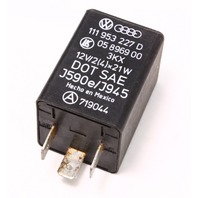 Turn SIgnal Relay Audi VW Jetta Golf Beetle Passat Vanagon - 111 953 227 D