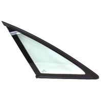 LH Rear Side Quarter Window Glass 99-04 Audi A6 RS6 C5 - Genuine