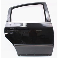 RH Rear Door Shell Skin 01-05 VW Passat B5.5 - Sedan - L041 Black - Genuine