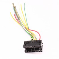 Headlight Switch Pigtails Plugs 98-05 VW Passat Wiring Harness - 1J0 972 999