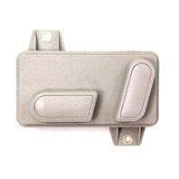 LH Power Seat Switch Audi A6 S6 RS6 C5 Allroad - Grey - Genuine - 4B0 959 765