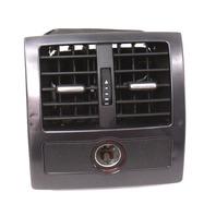 Center Rear Seat Console Vent 02-04 Audi A6 C5 Allroad - Genuine - 4B0 819 203