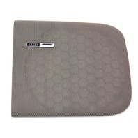LH Rear Door Bose Speaker Grill Grille Cover Audi A6 S6 - Grey - 4B0 035 435