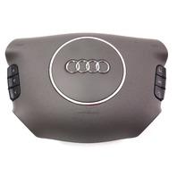Airbag Air Bag Steering Wheel Beige 02-03 Audi A4 A6 S6 B6 C5 - 8E0 880 201 AB