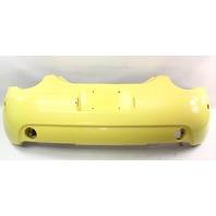 Rear Bumper Cover 99-05 VW Beetle - LD1B Yellow - Genuine - 1C0 807 421 J