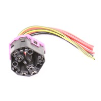 Ignition Wiring Harness Plug Pigtail Connector VW Passat Audi A4 - 4A0 971 975