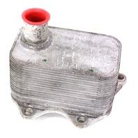Engine Oil Cooler  09-12 Audi A4 B8 A5 - 2.0T - CAEB - Genuine - 06J 117 021 J