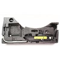 Trunk Spare Tool Kit Jack Lug Wrench Foam 06-10 VW Passat B6 Sedan 3C0 011 031 B