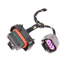 RH Seat Sensor Wiring Plugs Pigtails Airbag - 06-10 VW Passat B6