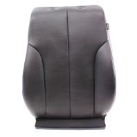 LH Front Seat Cushion Back Rest Cover & Foam 06-10 VW Passat B6 - Genuine