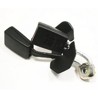 Rear Center Seatbelt Buckle Receiver 02-05 Audi A4 S4  - Seat Belt - 8E0 857 739 B