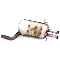 Exhaust Muffler 96-01 VW Audi A4 B5 1.8T - Genuine - 8D0 253 611 AH