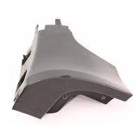 LH Rear Side Skirt End Cap Lower Trim 02-08 Audi A4 B6 B7 - 8E0 853 579 B