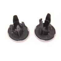 Front Headrest Post Guide Tube Insert Holes 04-06 VW Phaeton - 3D0 881 993 B