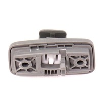 RH Sun Visor Clip Mount Sunvisor Grey 04-06 VW Phaeton - Genuine - 3D0 857 622 D