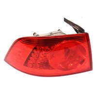 LH Outer Tail Light Lamp 04-06 VW Phaeton - Genuine