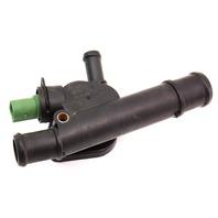 Coolant Flange & Sensor 99-04 VW Jetta Golf MK4 Beetle - 1.9 TDI - 038 121 132 C