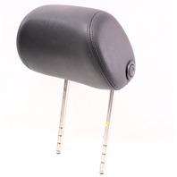 LH Front Head Rest Headrest 01-05 VW Passat B5.5 - Dark Grey Leather - Genuine