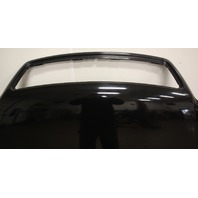 Genuine Aluminum Hood 00-01 Audi A6 C5 V6 2.7T 2.8 - LY9B - Brilliant Black