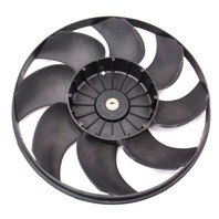 Electric Radiator Cooling Fan Blade  00-02 Audi A6 S4 B5 2.7T - 8D0 959 455 D