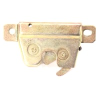 Rear Seat Release Latch Lock 95-02 VW Cabrio MK3 MK3.5 - Genuine - 1E0 827 505