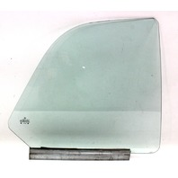 RH Rear Side Window Quarter Glass 95-02 VW Cabrio MK3 MK3.5 - Genuine