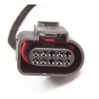 RH Door Latch Plug Pigtail Harness Connector 98-01 Audi A6 C5 - 1J0 973 715