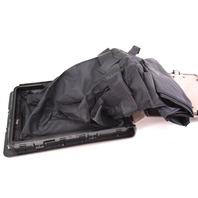 Rear Arm Rest Seat Ski Pass & Bag 98-04 Audi A6 C5 - Beige - 4B9 885 215 A