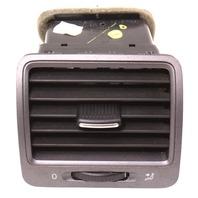 LH Dash Air Vent 05-10 VW Jetta Rabbit Golf MK5 - Genuine - 1K0 819 703 10-S
