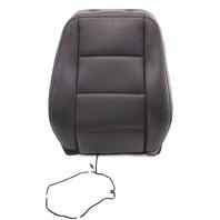 RH Front Seat Back Rest Cover & Foam 05-10 VW Jetta Mk5 - Leatherette - Genuine