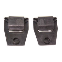 Front Power Window Regulator Mount Clips 95-02 VW Cabrio Mk3 Mk3.5 - Genuine
