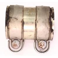 90mm Exhaust Sleeve Clamp Connector 06-10 VW Passat B6 3.6 - 1K0 253 141 J