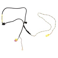 Driver Front Seat Airbag Wiring Harness 08-10 VW Jetta MK5 Side Air Bag