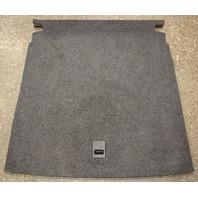 Trunk Floor Mat Carpet Liner 06-10 VW B6 Passat Sedan - Genuine - 3C5 863 463 H