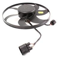 LH 360mm Electric Cooling Fan Motor VW Jetta Golf GTI MK5 Passat ~ 1K0 959 455 CQ