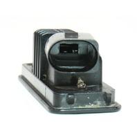 License Plate Lights Lens & Housing 04-06 VW Phaeton ~ Genuine ~ 3D0 943 021 A