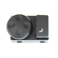 LH Rear Seat Control Switches Buttons 04-06 VW Phaeton - Genuine - 3D0 959 777